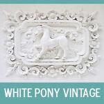 White Pony Vintage