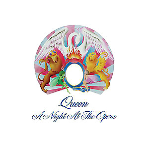 disque vinyl 33 tours - Queen – A Night At The Opera