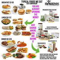 Want weight loss? Isagenix works!