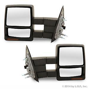 Ford F Towing Mirrors