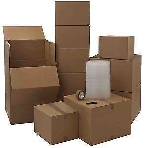 Cardboard Storage Boxes Ebay