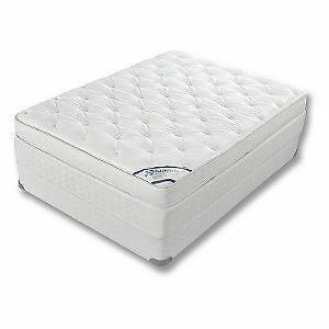 SMOKE FREE SERTA POSTUREPEDIC BED SET