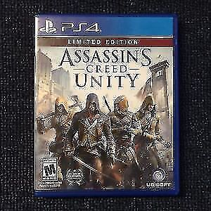 ASSASSIN CREED UNITY FOR SALE 20 DOLLARS