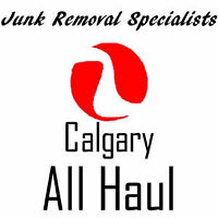 Fast junk removal done the day you call 587-700-6437