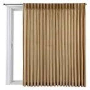 Pinch Pleated Patio D