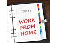 Full/Part time Work From Home Opportunity - Immediate Start