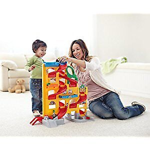 Car slide by Fisher-Price Little People Wheelies Stand 'n Play