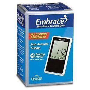 No Blood Glucose Meter Ebay