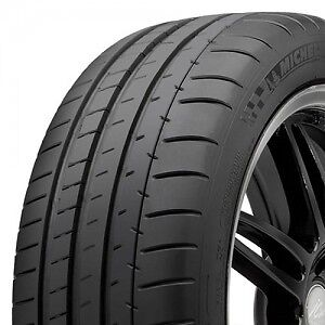 Michelin Pilot Super Sport tires for Corvette C7 Z51 (2014 to 17
