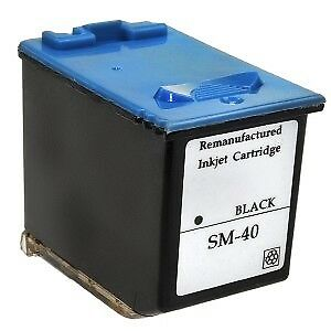 Remanufactured Black Ink Cartridge for Samsung SF360