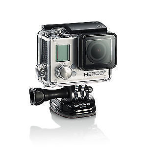 GoPro Hero 3+ Silver with Remote and LCD Display