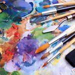 Chinese-Art Oil Painting Studio