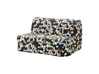 Ikea Lycksele sofa bed makes perfect rock and roll bed for VW T4 or other campervan