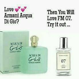 Fm world perfumes and aftershaves