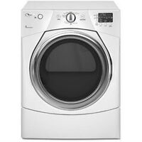 Whirlpool He electric dryer 4 yrs old