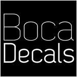 Boca Decals