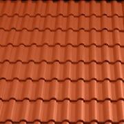 Beton Dachziegel