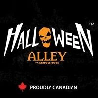 Halloween Alley is back!