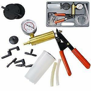 Brand New Brake Bleeder & Vacuum Pump Test Tuner Kit