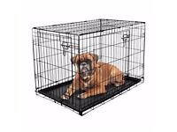 Brand new! Extra large dog training crate for sale