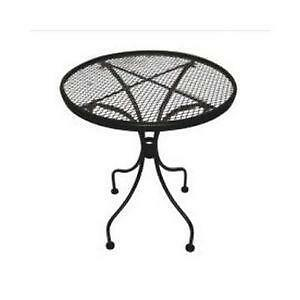 wrought iron patio table black wrought iron table