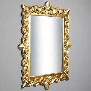 1b0a8878130 Large Rococo Mirror
