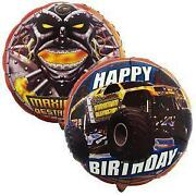 Monster Truck Balloon