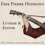 Fine antique and classical guitars