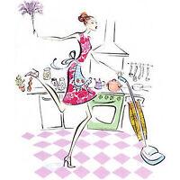Femme de ménage à votre disposition/Blainville Ste -Thérèse