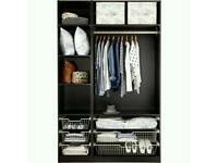 Ikea Pax 150, 75 and 50 wardrobe