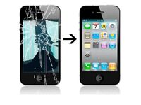 iPhone 4 4s 5 5c 5s 6 6 plus 6s Screen Repair