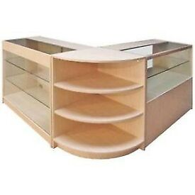 Shop or office counter available
