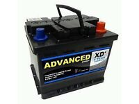 12 Volt Car Battery 063 XD