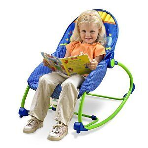 Chaise vibrante fisher price articles pour b b dans for Chaise vibrante