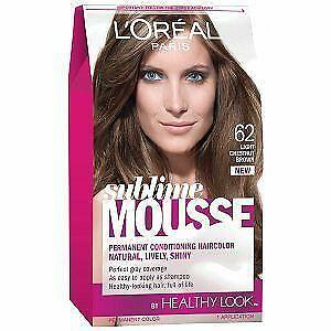 Loreal Sublime Mousse: Hair Color | eBay