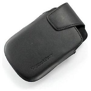 Original (OEM)BlackBerry Bold 9900 / 9930 Leather Swivel Holster