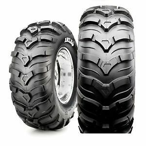 "CST ANCLA TIRES FULL SET 6 ply 25"" $390 TAX IN."