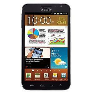 Samsung Galaxy Note 1 LTE , 1 GB Ram , 16 Gb storage , 5.3 screen size..