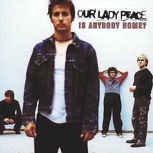 OUR LADY PEACE + MATTHEW GOOD x1 x2 ~ WEDNESDAY MARCH 7th 7:00pm