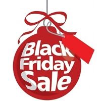BLACK FRIDAY SALE & CRAFT SUPPLY GARAGE SALE......