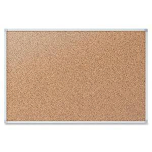 cork board 3 x 4 ebay. Black Bedroom Furniture Sets. Home Design Ideas