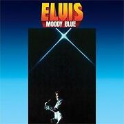 Elvis Presley Moody Blue LP