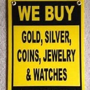 Buying Sterling Silver Flatware,Gold Jewellery, Pre 67 Coins