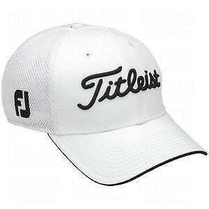 e690b504dfb Titleist White Hat