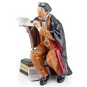 Royal Doulton Figurine The Professor perfect condition Hendra Brisbane North East Preview