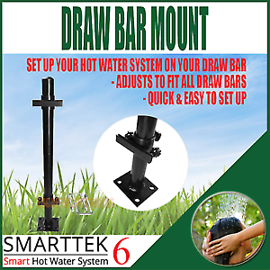Smarttek draw bar mount for hot water system Para Hills West Salisbury Area Preview