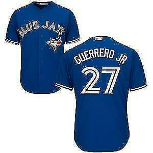 BNWT - MEN'S TORONTO BLUE JAYS GUERRERO JR. JERSEY - $50