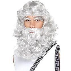 Wigs, Facial Hair