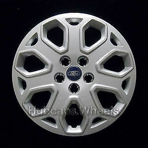 "16"" Steel wheels with sensors and hubcaps - 12+ Focus"