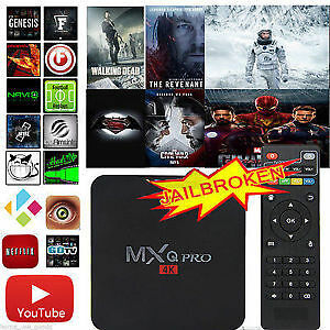 ULTIMATE Android TV / Kodi Box / Media Streamer - LOADED - CHEAP
